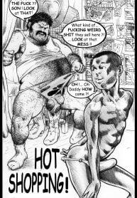 Hot Shopping Porn Comics   [Bruno B.] – R34Porn
