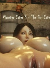 Monster Eater 3 – The Girl Eater