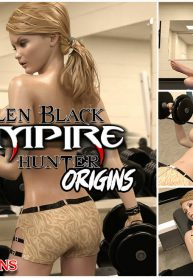 Helen Black Vampire Hunter – Hunter Origins