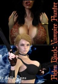 Helen Black Vampire Hunter – A Night In Parris