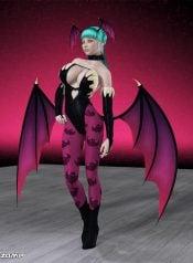 Darkstalkers XXX