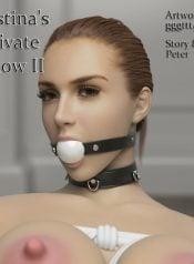 Kristina's Private Show 2