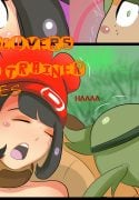 Kaa Discovers Pokemon Trainers Vol. 1