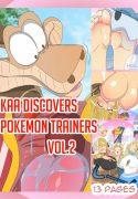 Kaa Discovers Pokemon Trainers Vol. 2