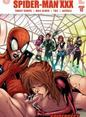 Ultimate Spider-Man XXX 12 – Spidercest – An itsy bitsy spider climbs up