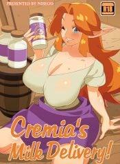 Cremia's Milk Delivery!