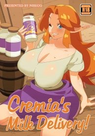 Cremia's Milk Delivery!