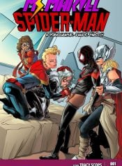 Ms.Marvel – Spiderman 1