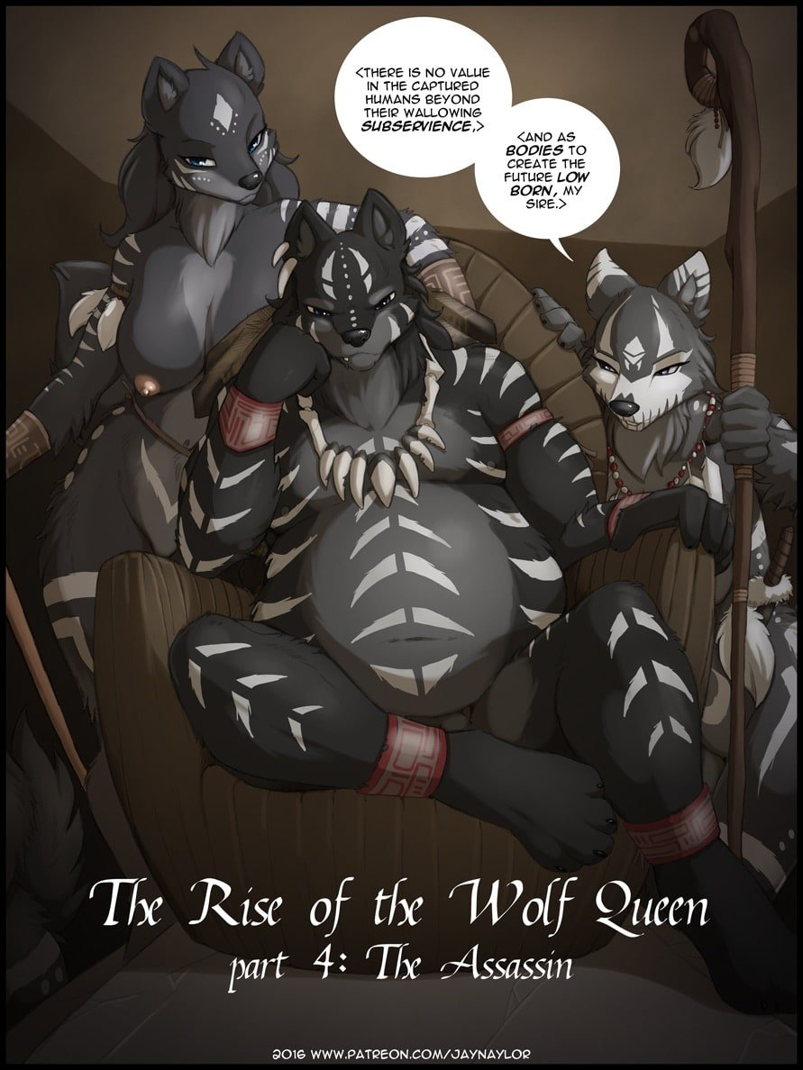 The Rise of the Wolf Queen