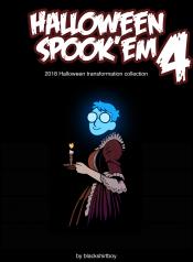 Halloween Spook'em 4
