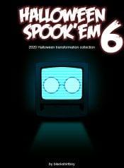 Halloween Spook'em 6