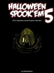 Halloween Spook'em 5