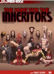 Porn Edge of Spider-Verse – The Hunt for the Inheritors