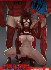 Porn Edge of Spider-Verse – Scarlet Spiders – Maxxximum Clonecest