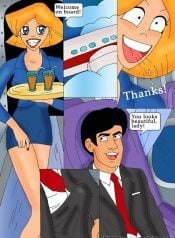 Totally Spies Mile High Club