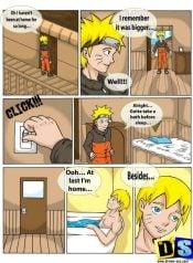 Naruto Reunion