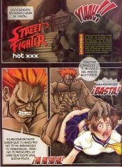 Street Fighter Hot XXX (Hentai CD)