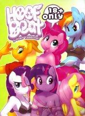 Hoof Beat: A Pony Fanbook!