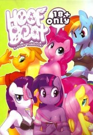 Hoof Beat: A Pony Fanbook!
