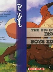 The Big Book of BNG: Boys Edition