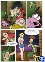 Courage the Cowardly Dog Succubus