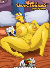 The Simptoons 4 – Erotic Fantasies