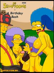 The Simptoons 18 – The Birthday Bash