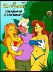 The Simptoons 24 – Vacation at Camp Krusty