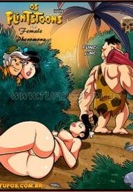 The FlinTsToons 8 – Female Pheromone