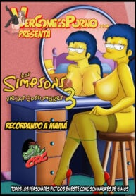 The Simpsons Old Habits 3 – Remembering Mom