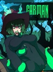Carman The Witch