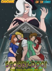 Scooby Doo! – The Halloween Night