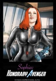 Sophia: Honorary Avenger