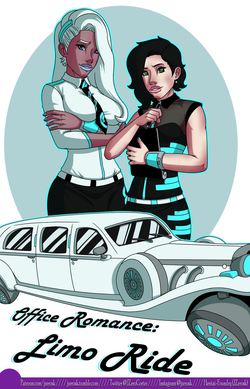 Office Romance – Limo Ride