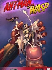 Ant-Man And The Wasp 2