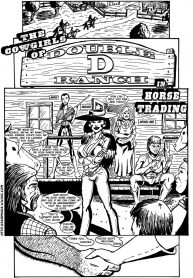 The Cowgirls Of Double D Ranch – Horse Trading