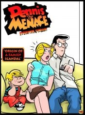 Dennis The Menace Origins