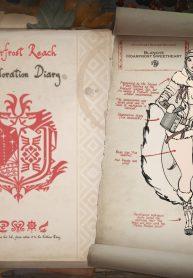 Hoarfrost Reach Exploration Diary